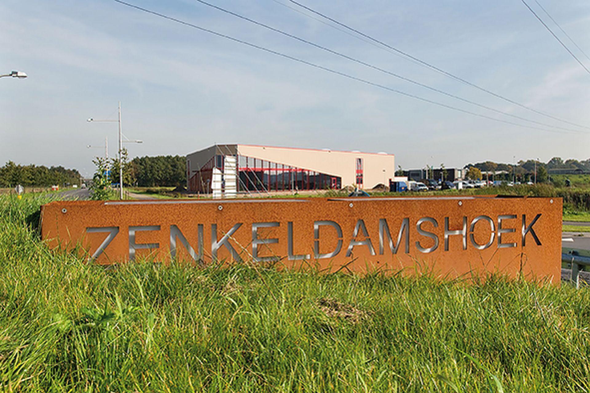 Bedrijvenpark Zenkeldamshoek begint 2018 uitstekend!